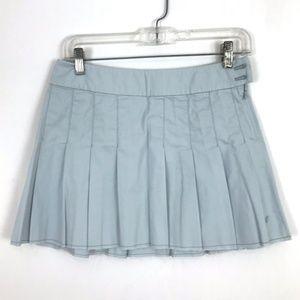 NEW AEO pleated mini skirt school girl preppy